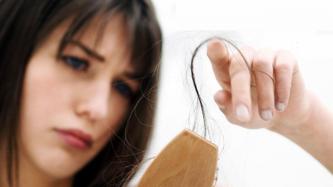 Effective means of hair loss in women